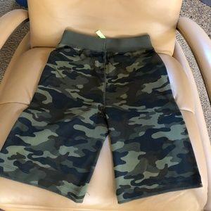 Gap Bottoms - Gap Camouflage Boys Shorts
